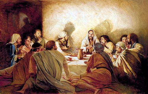 亲爱的主内兄弟姐妹,在这一天为纪念耶稣建立圣体圣事受难致死,教会在