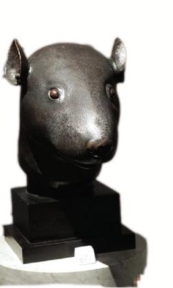 士作品十二生肖兔首 鼠首铜像将重返国内
