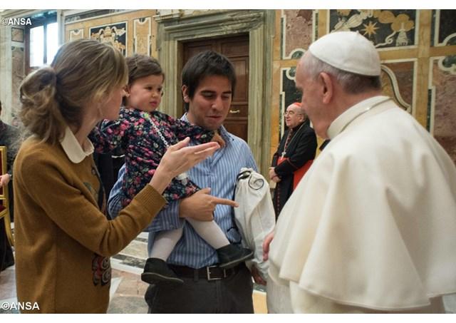 天主教信德网_罗马:教宗接见教会运动和新团体:神恩