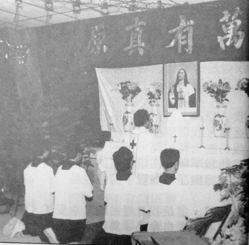 深圳天主教会:一个典型的城市化移民教会团体