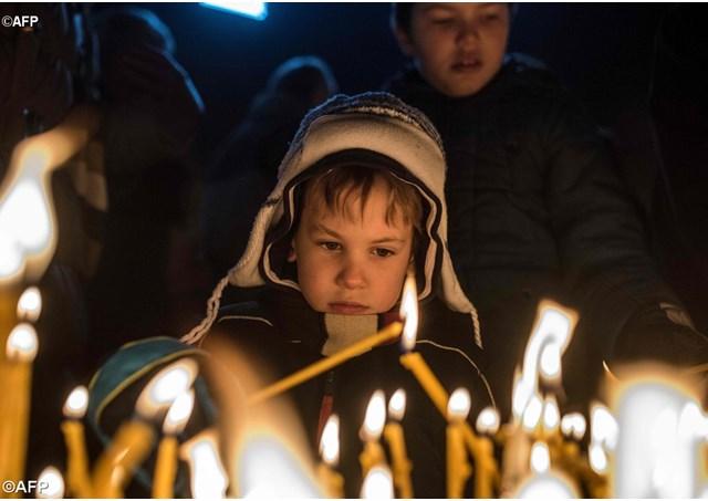 天主教信德网_东方礼教会和东正教徒庆祝圣诞节:祈愿