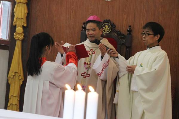 四川:南充教区巴蜀之光青年团举办第十二届冬令营