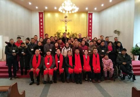浙江:杭州教区举办第十期夫妇恳谈周末
